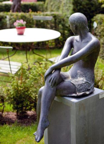 sculptuur Myriam Eykens