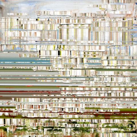schilderij Leo Jacobs