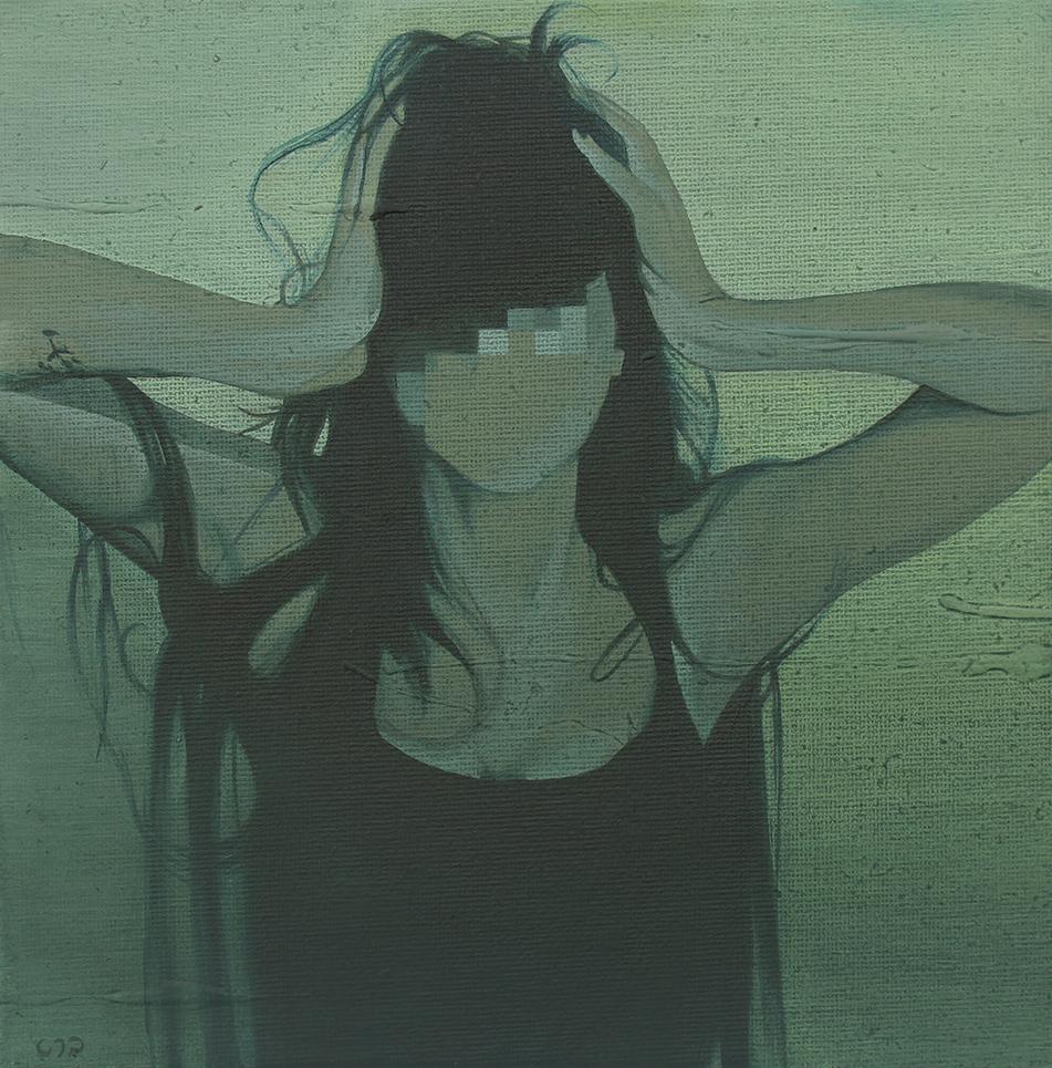 schilderij Bart Slangen