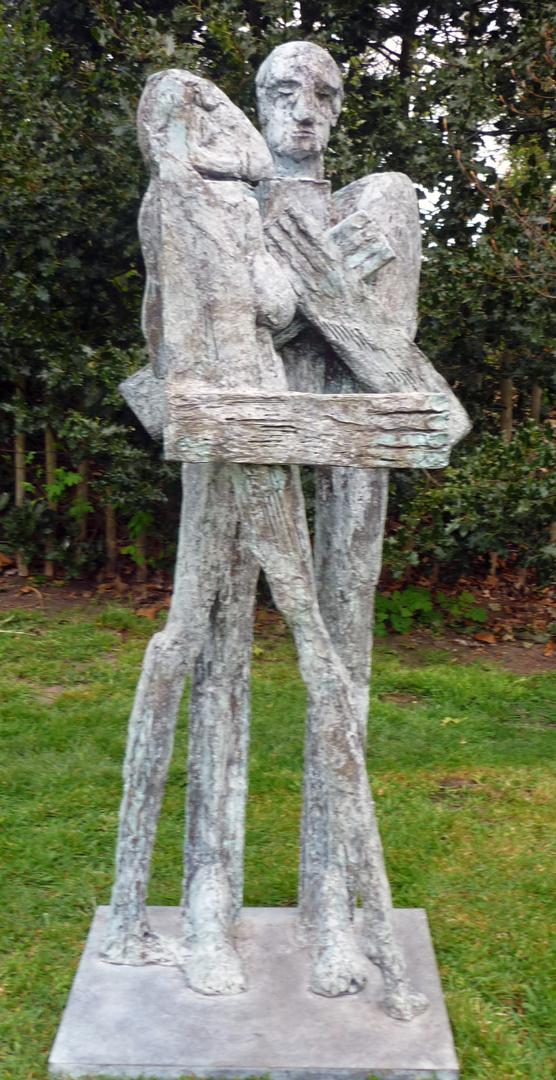 sculptuur Yvan Theys