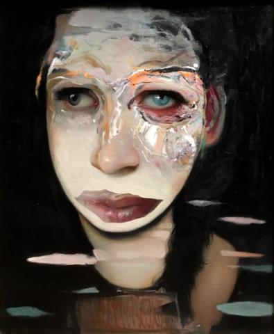 schilderij Caroline Westerhout