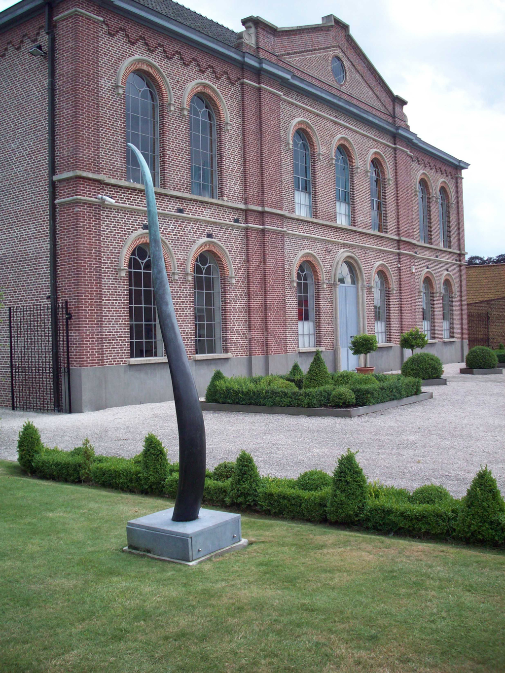 sculptuur Chris Rul