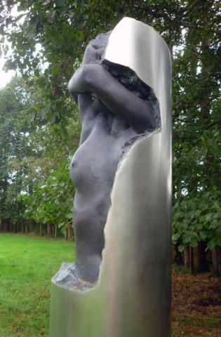 sculptuur Félix Roulin