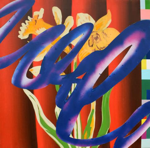schilderij Jonas Vanderbeke