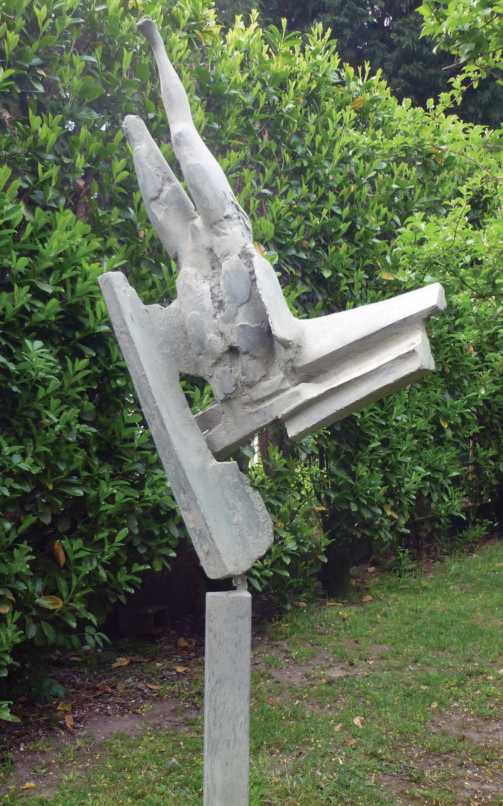 sculptuur Paul Van Gysegem
