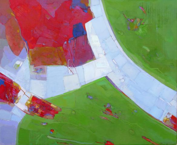 schilderij Paul Van Gysegem