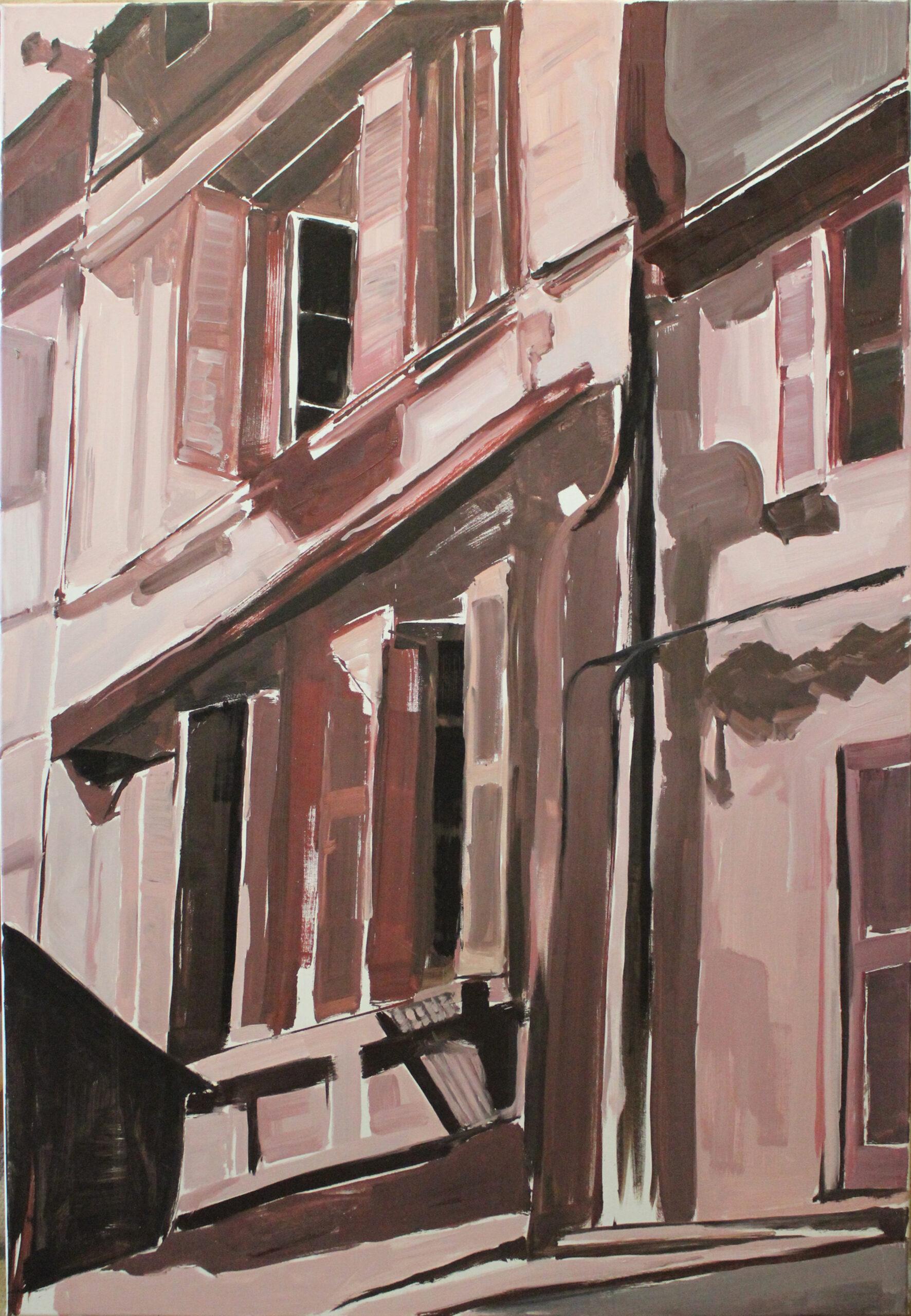 schilderij Wim Carrein