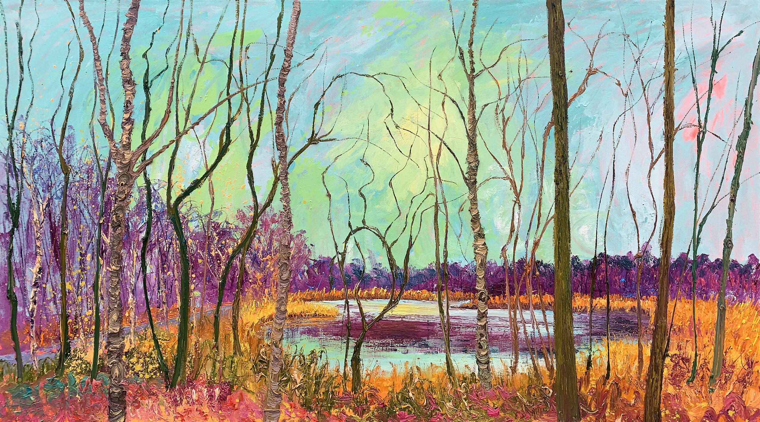 schilderij Gertjan Scholte Albers