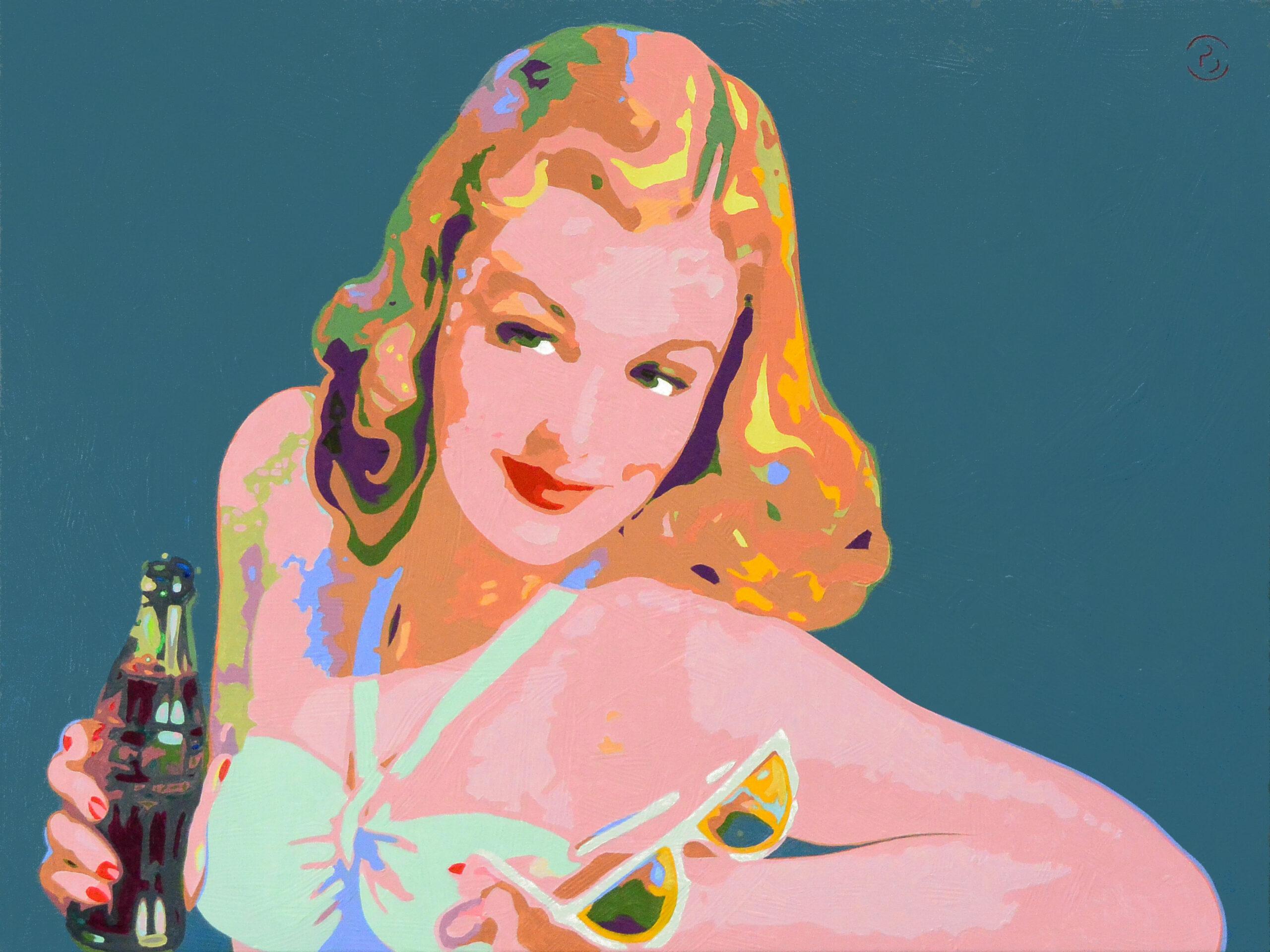 schilderij Bert Prins