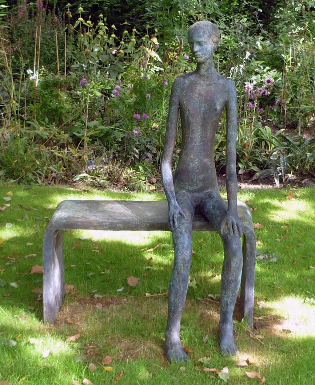 sculptuur Francine Van Mieghem