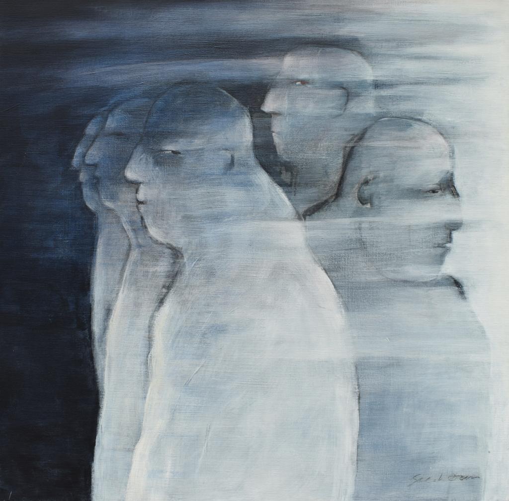 schilderij Geert Devos