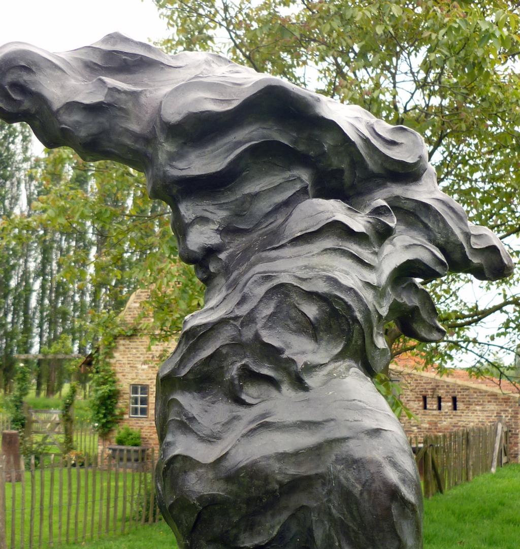 sculptuur Luk Van Soom