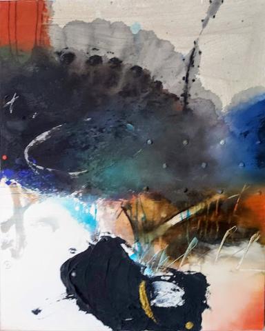 schilderij Huang Yao Tang