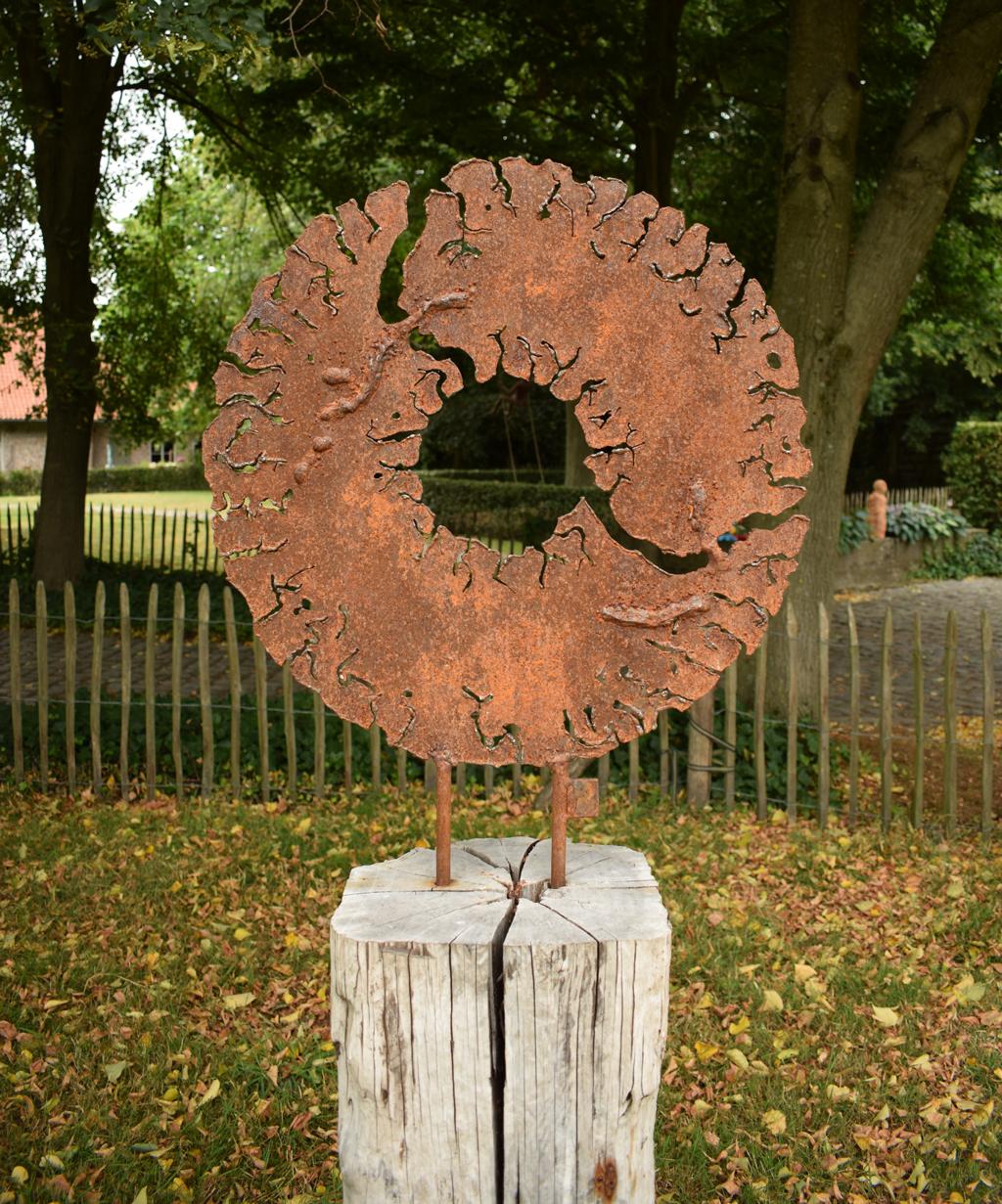 sculptuur Maarten Vaessen