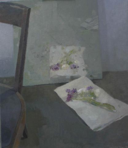 schilderij Mathieu Weemaels
