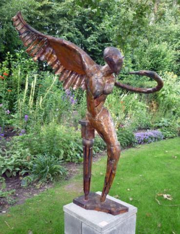 sculptuur Michel Janssens
