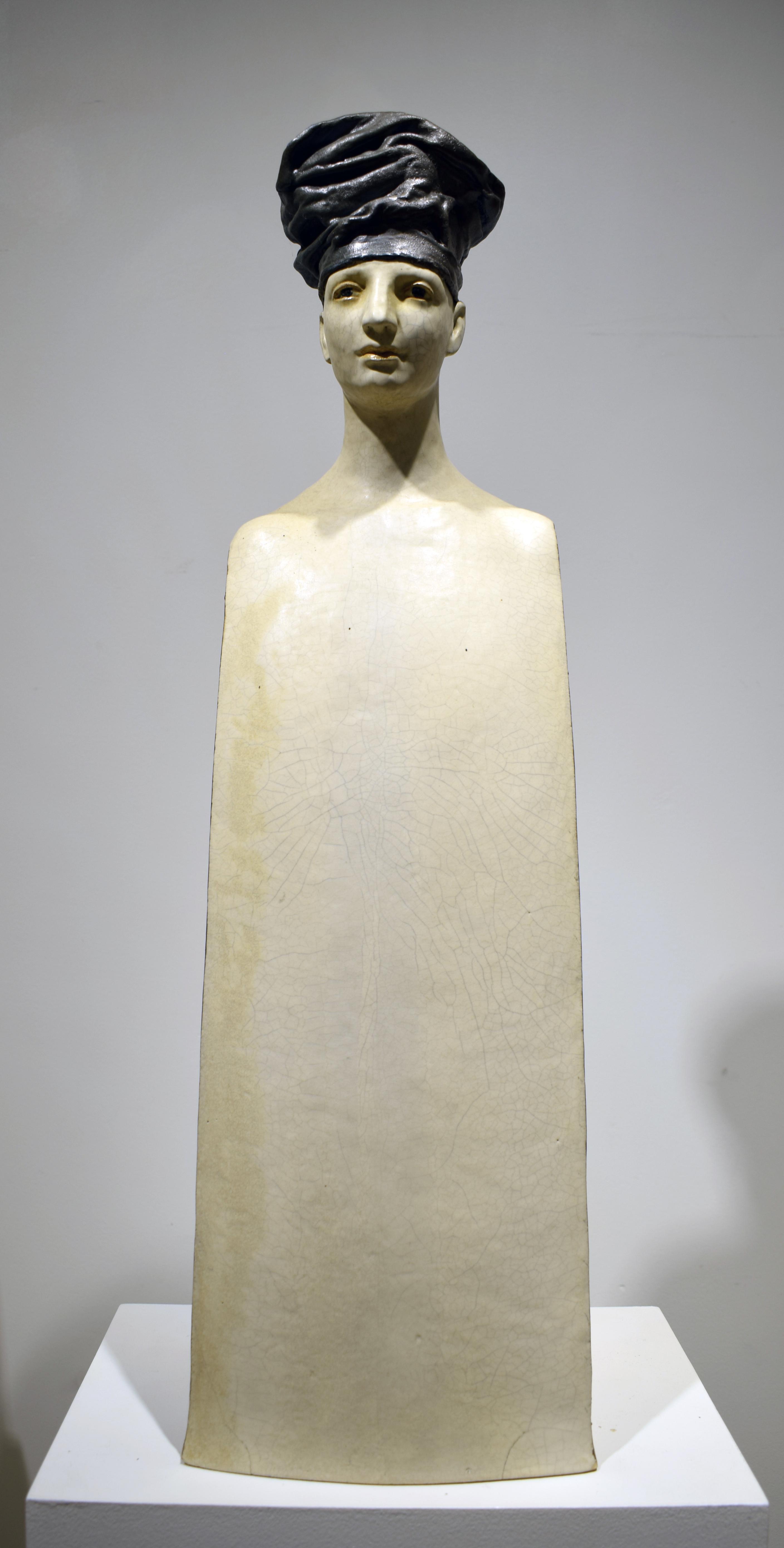 sculptuur Philippe Brodzki