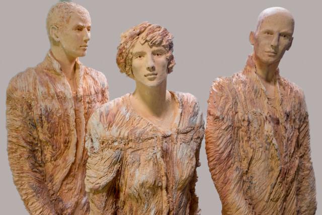 sculptuur Bea Van Dorpe