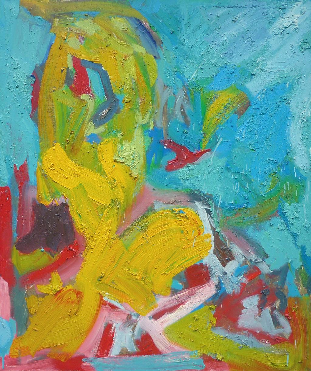 schilderij Willy Van Eeckhout