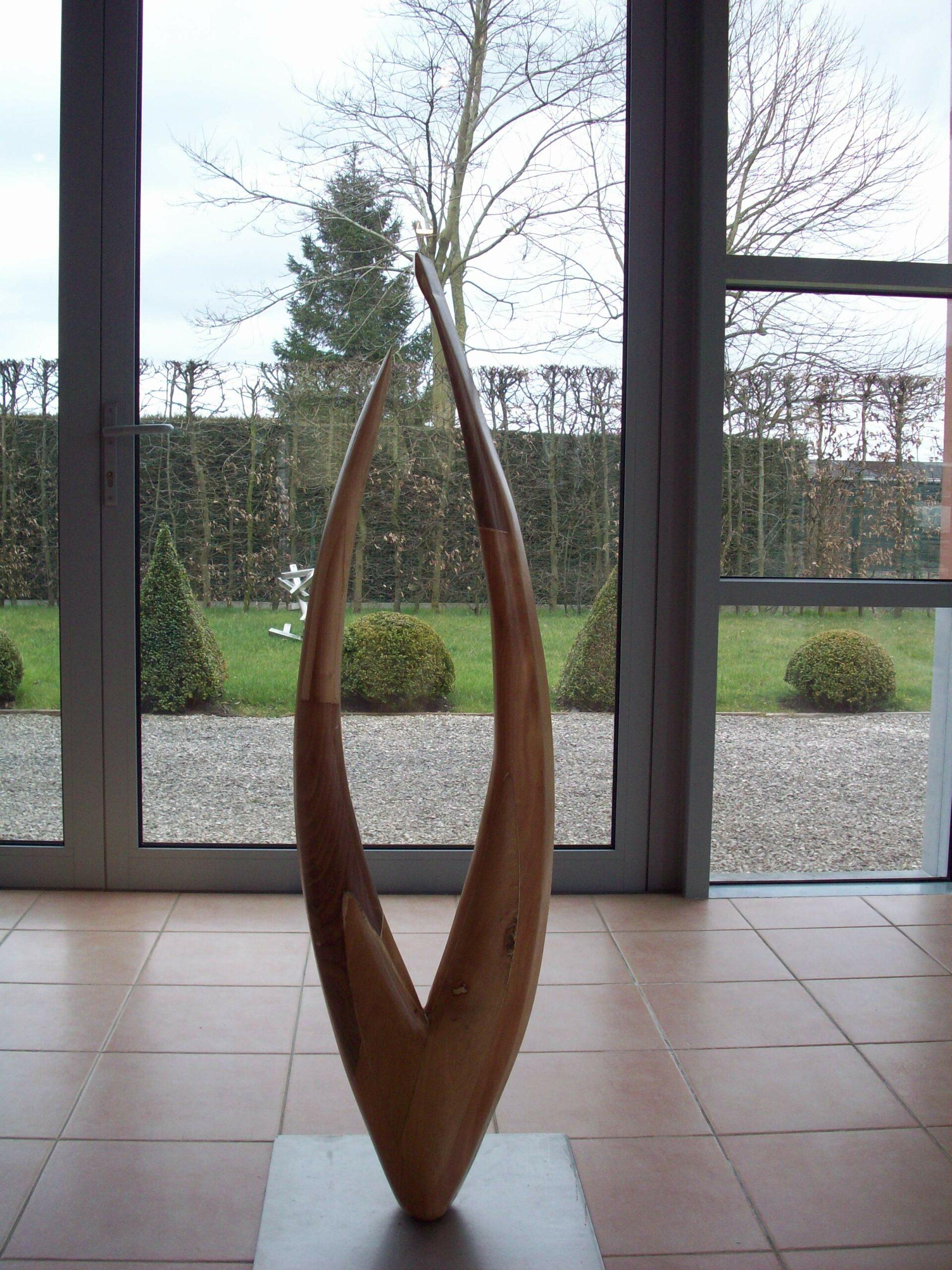 sculptuur Chris Rul