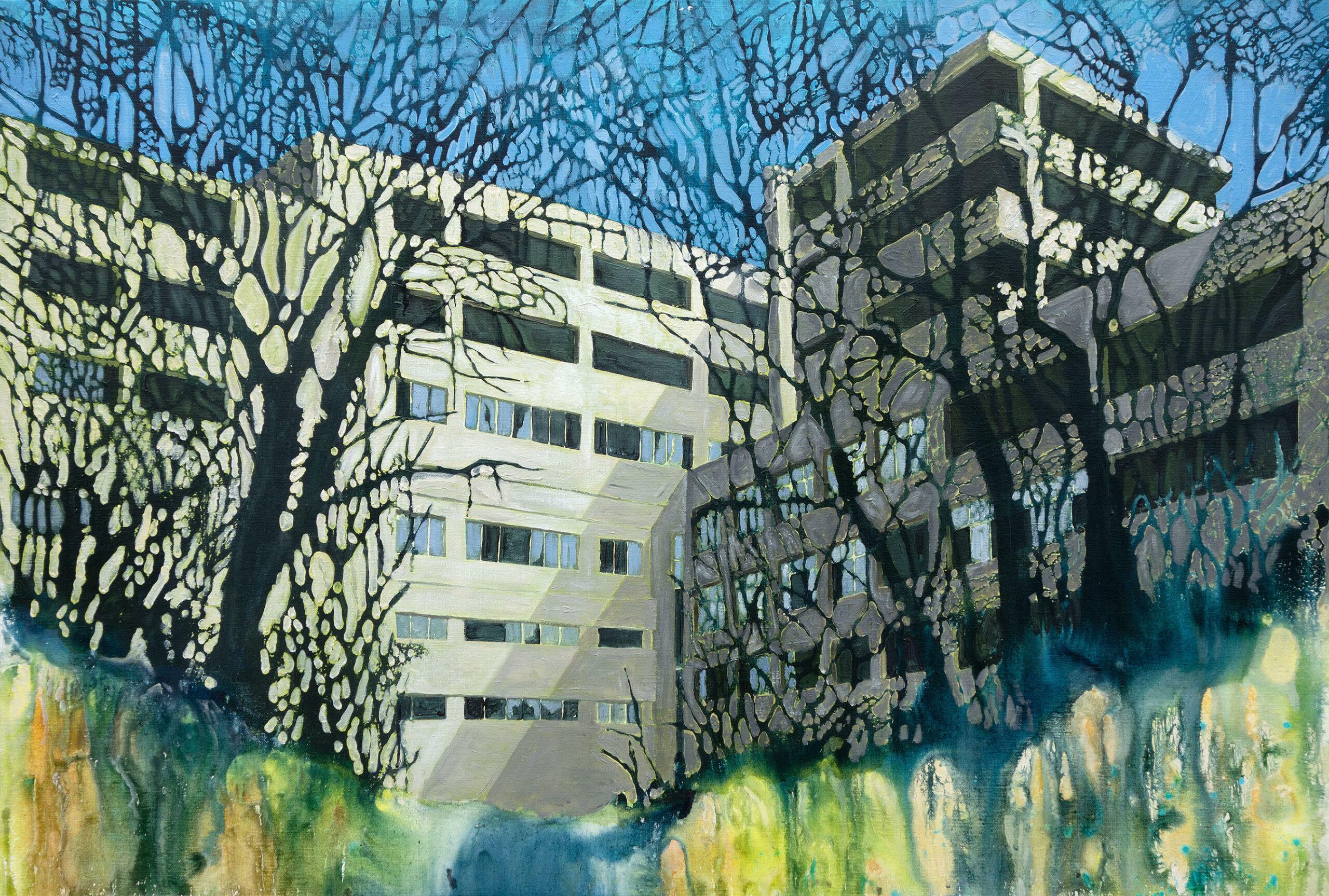 schilderij Patrick Spoelstra