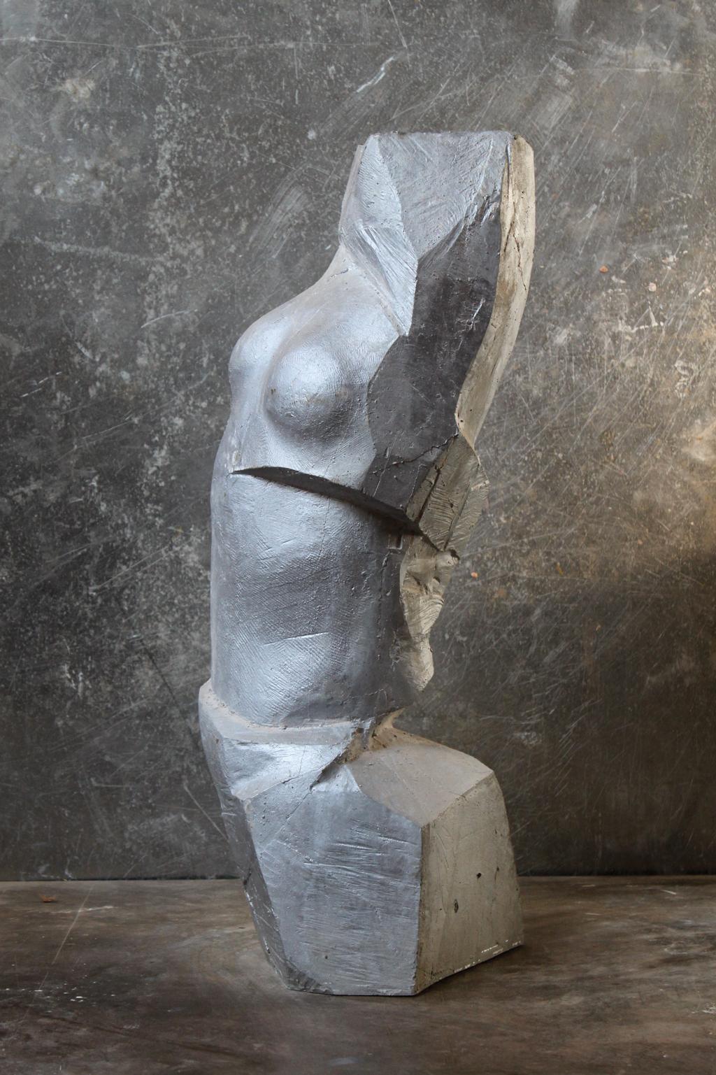sculptuur André Vranken