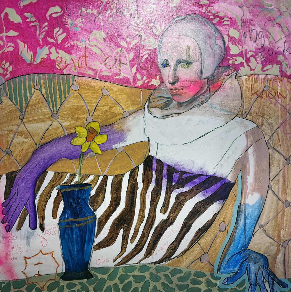 schilderij Romy van Rijckevorsel