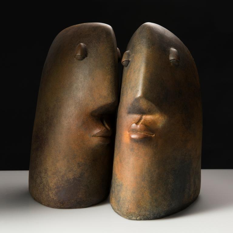 sculptuur Gerda De Jonghe