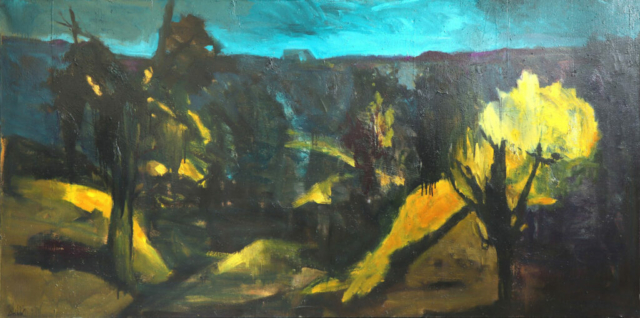 schilderij David Daoud