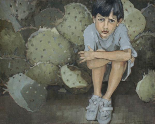 schilderij Paulette Taecke
