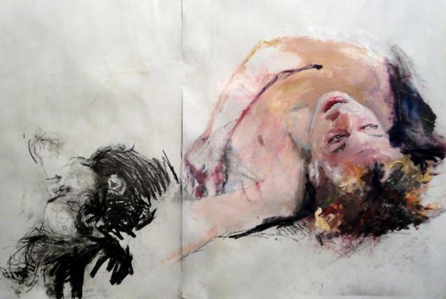 schilderij Ulrike Bolenz
